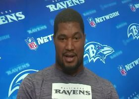 Calais Campbell on Justin Tucker's 66-yard FG: 'You almost think he's superhuman'