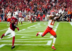Chadiha: Mecole Hardman has 'got to deliver' in Year 3 with Chiefs