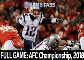 Full NFL Game: 2018 AFC Championship - Patriots vs. Chiefs | NFL Game Pass