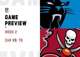 Panthers vs. Buccaneers preview | Week 2