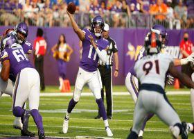 Kellen Mond's best plays from NFL debut | Preseason Week 1