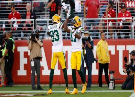 Packers' play design frees up Davante Adams for open TD grab
