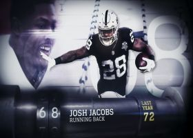'Top 100 Players of 2021': Josh Jacobs | No. 68