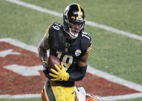 Hanzus: 'What jumped out to me' about Steelers' comeback try vs. Browns
