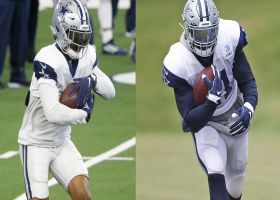 Slater: Zeke, Tony Pollard expecting 'a bigger menu' of plays in 2020