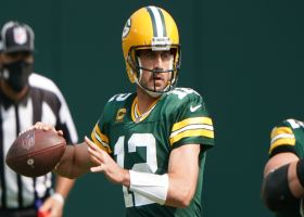 Brandt: Why Rodgers could be 'very scary' for the Saints in Week 3