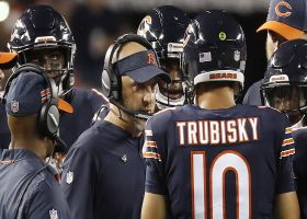 Brandt: Matt Nagy was 'right' to start Mitch Trubisky Week 1