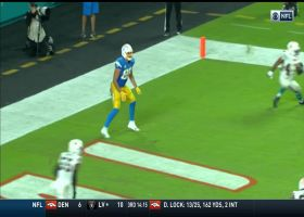 Herbert caps Chargers' 11-play drive with TD to Henry on the move