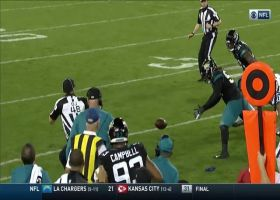 Dawuane Smoot delivers key recovery after Jags' strip-sack