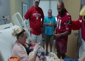 2018 NFL Walter Payton Man of the Year Nominee: Arizona Cardinals safety Antoine Bethea