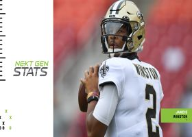 Next Gen Stats: Jameis Winston's 3 most improbable completions | Week 5