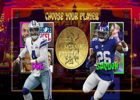 Prescott vs. Barkley: Which player's comeback season is more anticipated?