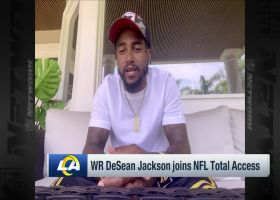 DeSean Jackson describes 'surreal' L.A. homecoming opportunity with Rams
