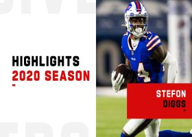 Stefon Diggs highlights | 2020 season