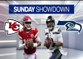 Why Kansas City Chiefs quarterback Patrick Mahomes will outscore Seattle Seahawks quarterback Russell Wilson | NFL Fantasy Live
