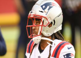 Pelissero: How Patriots are reacting to Stephon Gilmore's positive COVID-19 test
