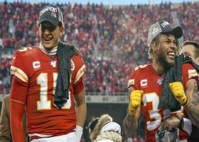 Palmer: Mahomes, Mathieu pushing for voter registration