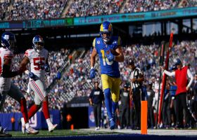 Every catch by Cooper Kupp from 130-yard game | Week 6