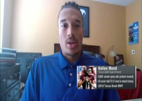 Kellen Mond has surprise answer for favorite player growing up