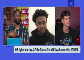 Kyler Murray, Nate Hill discuss Kyler's FaZe Clan membership