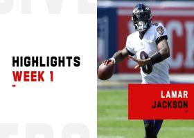 Lamar Jackson's best plays from 3-TD game   Week 1