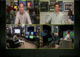 Best of Peyton and Eli Manning from 'MNF' | Week 2