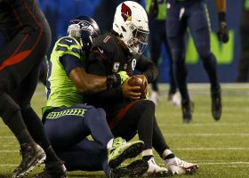 Carlos Dunlap's fourth-down sack seals Seahawks 'TNF' win