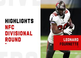 Leonard Fournette's best plays from 107-yard game | NFC Divisional Round