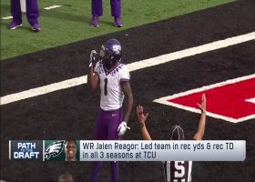 Brooks: For what Eagles need at WR, Jalen Reagor is 'perfect'
