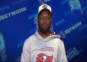 Mike Edwards shares what it means to be named NFC Defensive Player of the Week