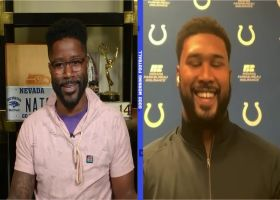 Buckner on Colts comeback win vs. Bengals: 'Our team was built for games like that'