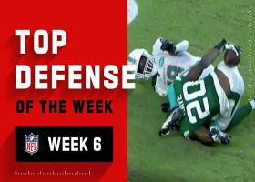 Top defensive plays of the week | Week 6