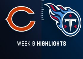 Bears vs. Titans highlights | Week 9