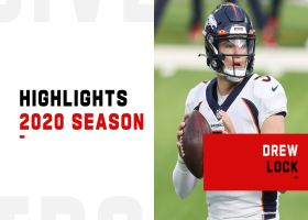 Drew Lock highlights | 2020 season