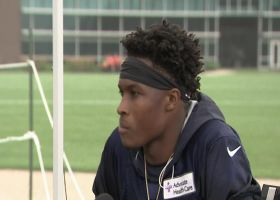 Darnell Mooney: 'I was to be precise'