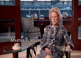 'A Lifetime of Sundays': Martha Firestone Ford's commitment to the Lions