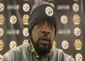 Tomlin: Steelers' performance 'unacceptable' in win vs. Ravens
