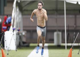 Simi Fehoko runs unofficial 4.37 40-yard dash at Stanford pro day