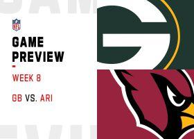 Packers vs. Cardinals preview | Week 8