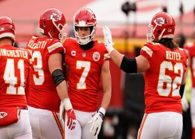 Butker's 50-yard FG is longest in Arrowhead Stadium playoff history