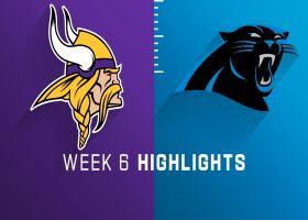 Vikings vs. Panthers highlights | Week 6