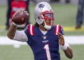 Giardi details chances of Cam Newton returning to Patriots in 2021