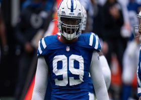 Mic'd Up: DeForest Buckner called Colts' comeback vs. Bengals | Week 6