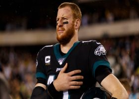 Billick: 'I look for a huge year from Carson Wentz' in '21 with Colts