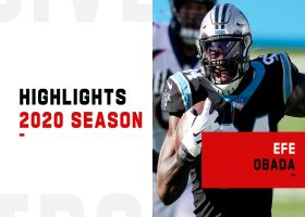 Efe Obada's best plays of the 2020 season