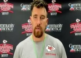 Travis Kelce reacts to new contract extension from Chiefs
