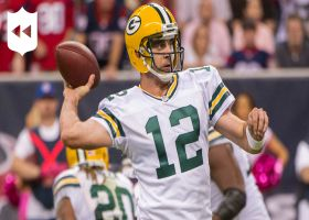 NFL Throwback: Aaron Rodgers throws six touchdowns vs. Texans