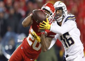 Eric Berry's blitz leads to Philip Rivers' INT
