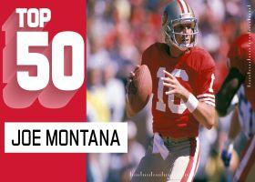 Joe Montana's Top 50 plays | NFL Throwback