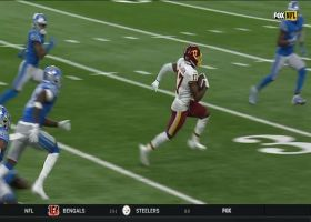 Terry McLaurin turns jet sweep into shifty 27-yard dash